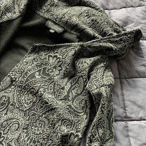 Steampunk Hooded Wrap Jacket/Sweater